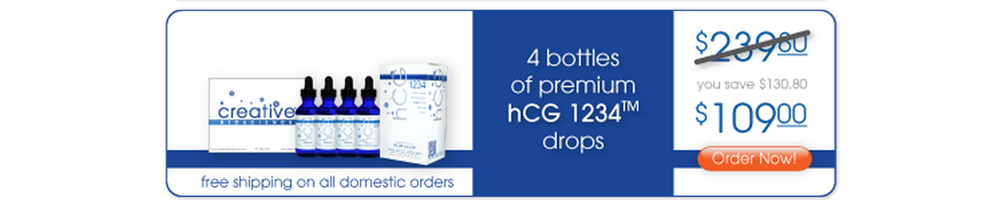 Buy Your HCG Drops Now! Buy 3 Bottles Of HCG Diet Drops.